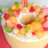 1歳の赤ちゃんでも食べられるお誕生日ケーキのレシピ