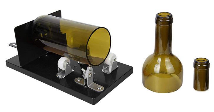 ガラス瓶をカットできるボトルカッター