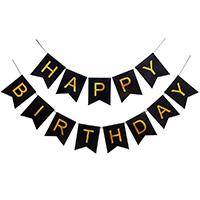 誕生日パーティー バナー ハッピーバースデー