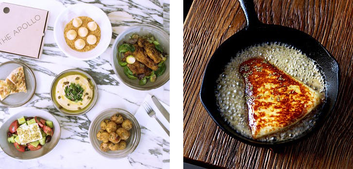 THE APOLLO(アポロ ギンザ) 料理