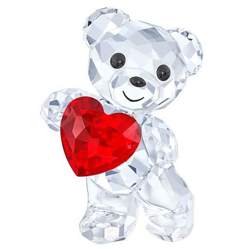 スワロフスキー KRISベア A HEART FOR YOU
