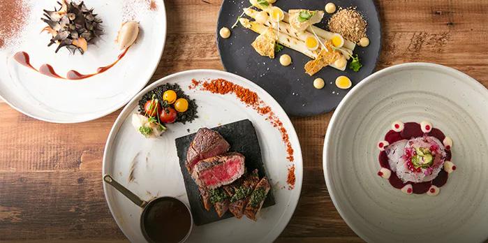 6位 メトロポリタングリル/ヒルトン東京 料理
