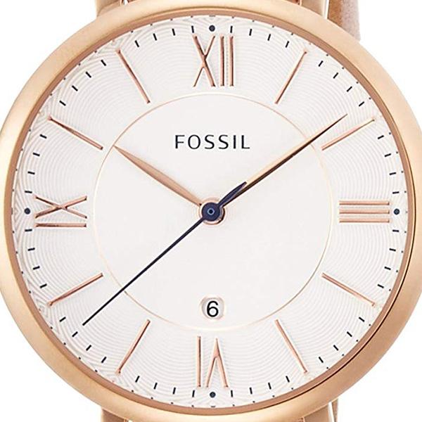 フォッシル レディース時計