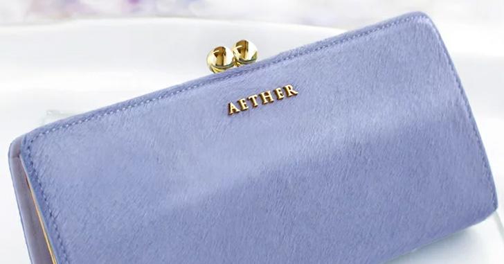エーテル(AETHER)のレディース財布イメージ