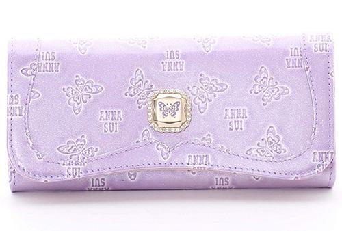ANNA SUI / フラップ式長財布