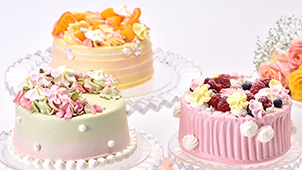 アニバーサリーオンラインショップ バースデーケーキ