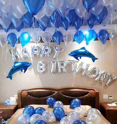 彼氏の誕生日サプライズにおすすめなデコレーショングッズ