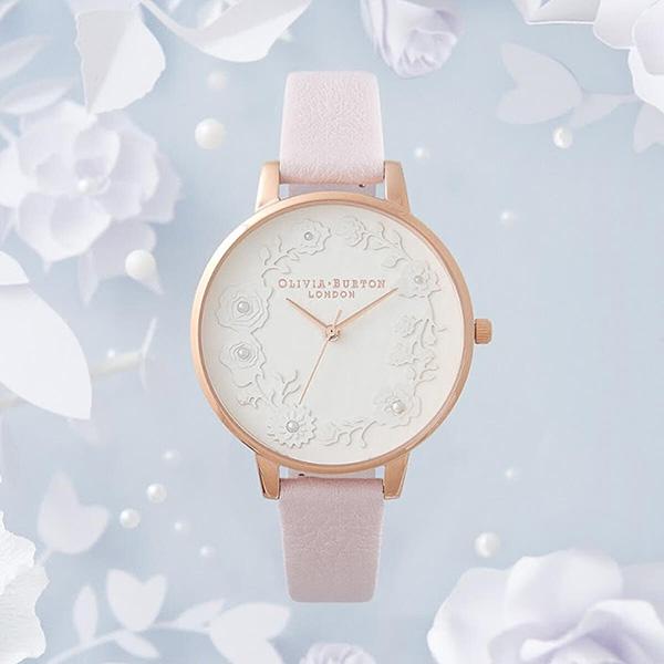 OLIVIA BURTON(オリビアバートン)レディース腕時計