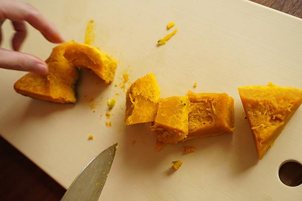 かぼちゃプリン 作り方