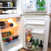 冷蔵庫サプライズ