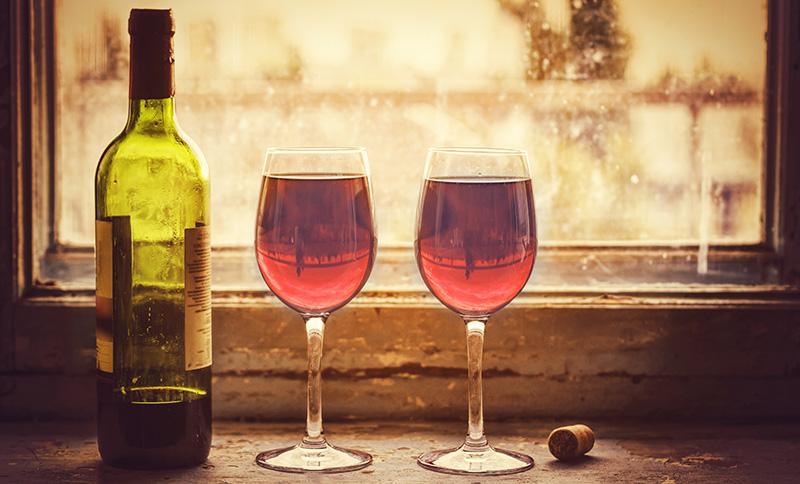 生まれ年ワインのプレゼントでサプライズ