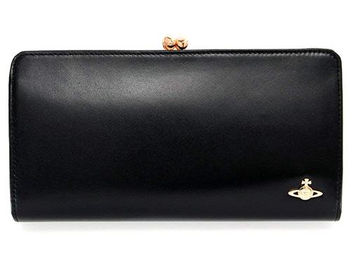 ヴィヴィアンウエストウッド Vivienne Westwood 財布 長財布 レディース ヴィンテージ WATER ORB 長財布 がま口