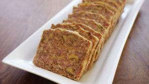ローズマリー香る本格派「豚肉のパテ」の作り方