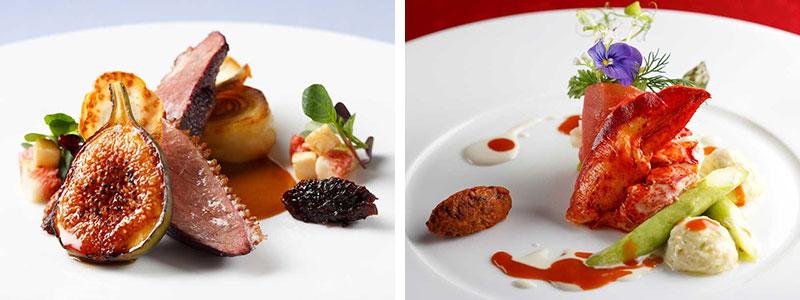渋谷|Restaurant A bientot/渋谷エクセルホテル東急(フランス料理)料理イメージ