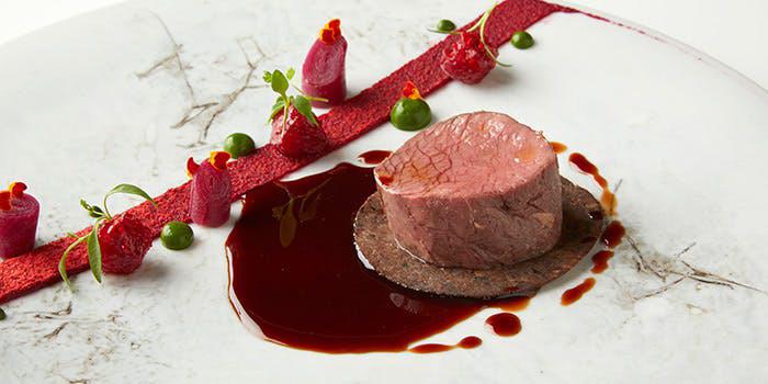 アジュール フォーティーファイブ/ザ・リッツ・カールトン東京 ディナー 料理