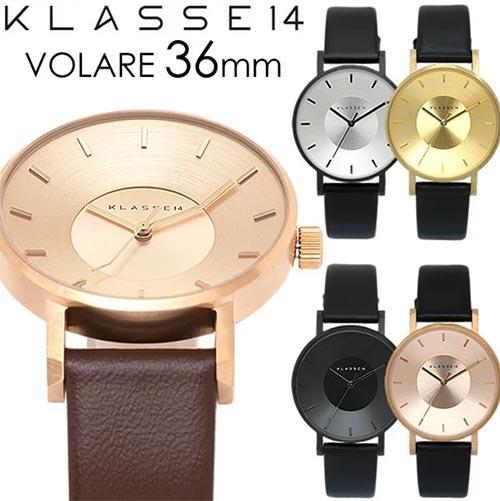 Klasse14(クラスフォーティーン)レディース腕時計 VOLARE 36mm