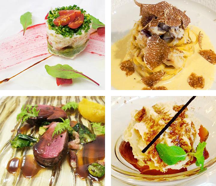 外苑前|リストランテ・ホンダ(イタリアン) ディナー料理イメージ
