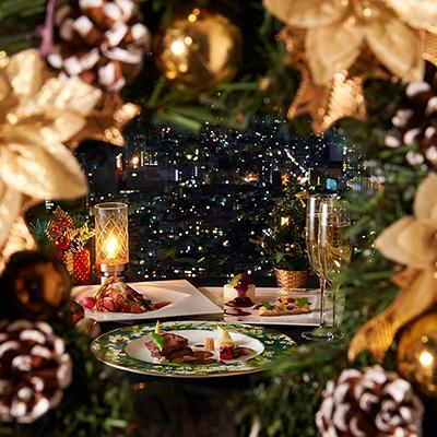 サンシャイン クルーズ・クルーズ クリスマスディナー2