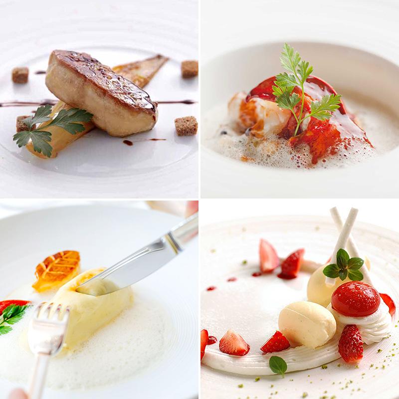 オーベルジュ・ド・リル トーキョーの料理イメージ