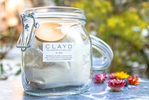 CLAYD CANIEE 400|入浴剤