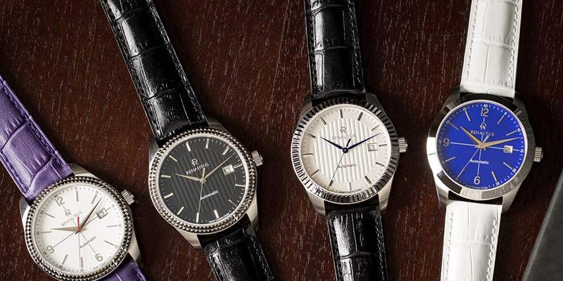 ルノータス カスタムオーダー腕時計