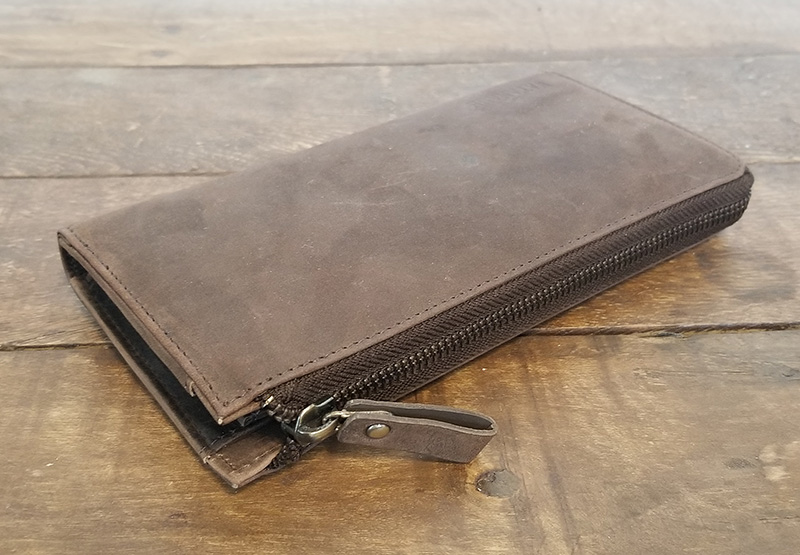 整理整頓長財布「TIDY」を使った見た感想・口コミ