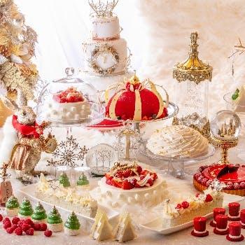 マーブル クリスマスディナーブッフェプラン