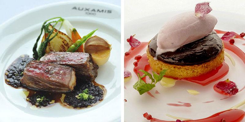 AUXAMIS TOKYO(フランス料理)料理イメージ