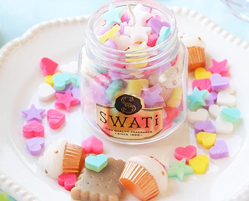 コンペイトウキャンドル swati