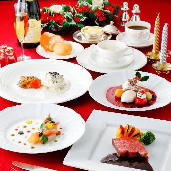 シンフォニー東京湾クルーズ クリスマスディナープラン