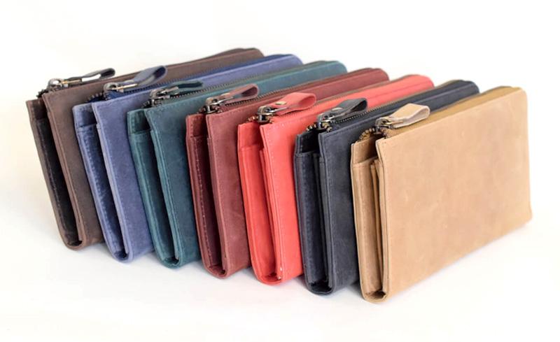 整理整頓長財布「TIDY」