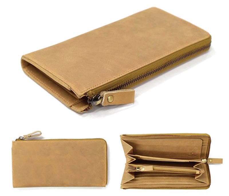 整理整頓長財布「TIDY」  各部詳細