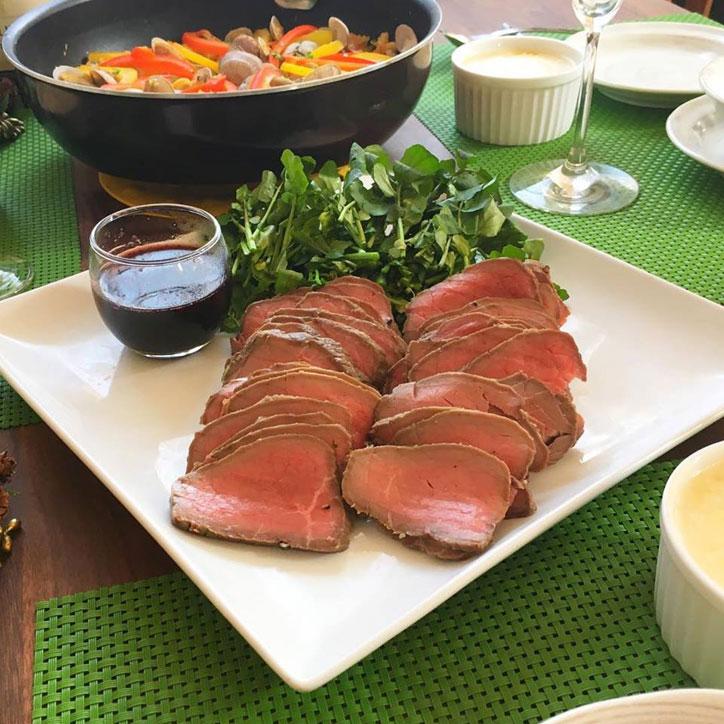 憧れ料理「ローストビーフ」の作り方