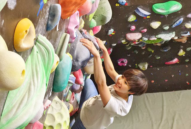 Ever Free Climbing Gym(エバーフリークライミングジム)新宿