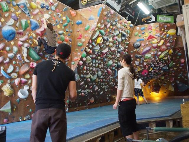 HEADROCK climbing gym(菊川)