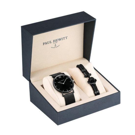 Paul Hewitt ポールヒューイット 時計&ブレスレットセット