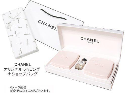 CHANEL(シャネル) LES CADEAUX シャネル N゜5ギフトコレクション サヴォン(石けん)