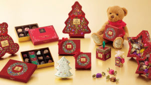 GODIVA ゴディバのクリスマスコレクション2018