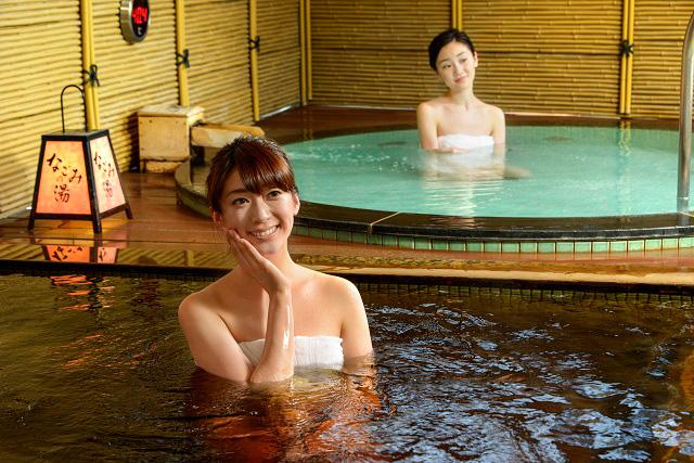 武蔵野温泉 なごみの湯(荻窪)