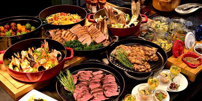 1位 スカイグリルブッフェGOCOCU/神戸ポートピアホテル 料理 ブッフェ