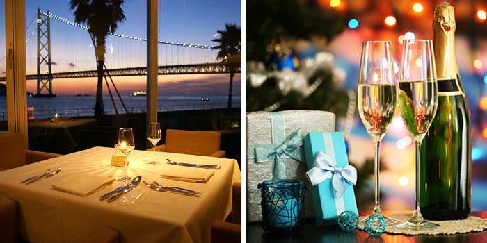 5位 DINING ROOM IN THE MAIKO/ホテルセトレ 店内 クリスマスディナーイメージ