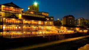 3位 FUNATSURU KYOTO KAMOGAWA RESORT 外観