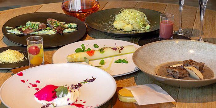 THE GATEHOUSE/名古屋JRゲートタワーホテル コース料理
