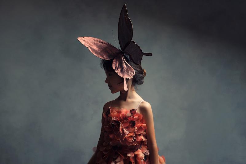 スタジオマールマール 洋装撮影仕上がりイメージ