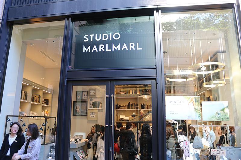 スタジオマールマール オープニングレセプション 店舗 外観