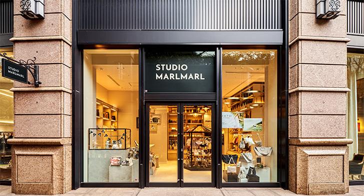 studio marlmarl スタジオマールマール 店舗外観