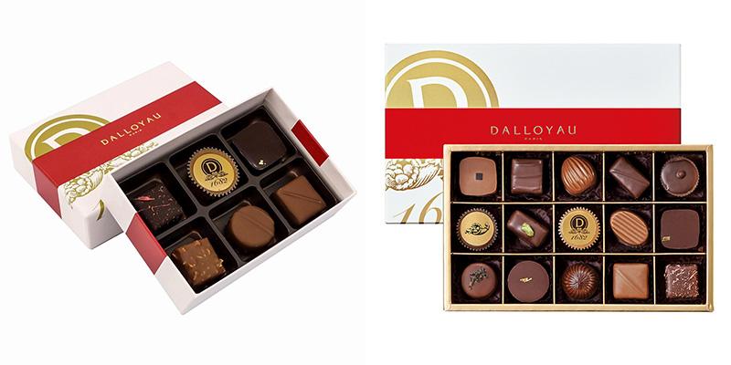 DALLOYAU(ダロワイヨ)のチョコレート
