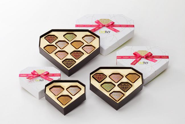 DelReY(デルレイ)バレンタインチョコレート