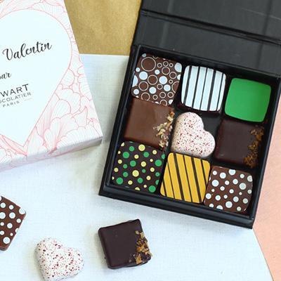 「EDWART CHOCOLATIER PARIS」(エドワート)2019バレンタインチョコレート