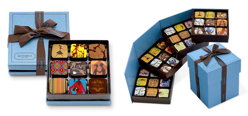 MarieBelle(マリベル)のチョコレート